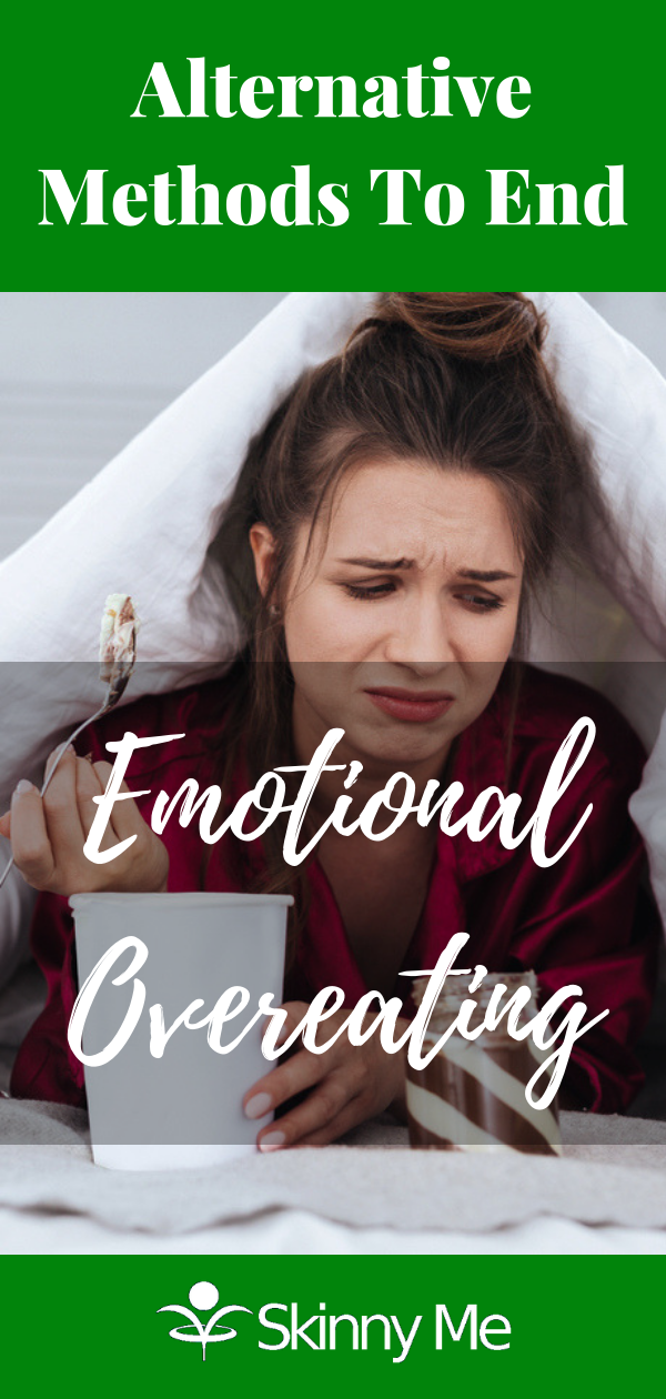 Alternative Methods To End Emotional Overeating