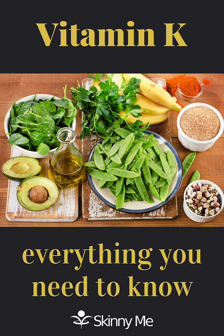 Vitamin K: Everything You Need To Know