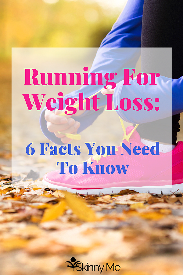 Running For Weight Loss: 6 Facts You Need To Know