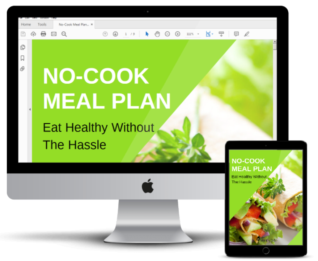 No-Cook Meal Plan