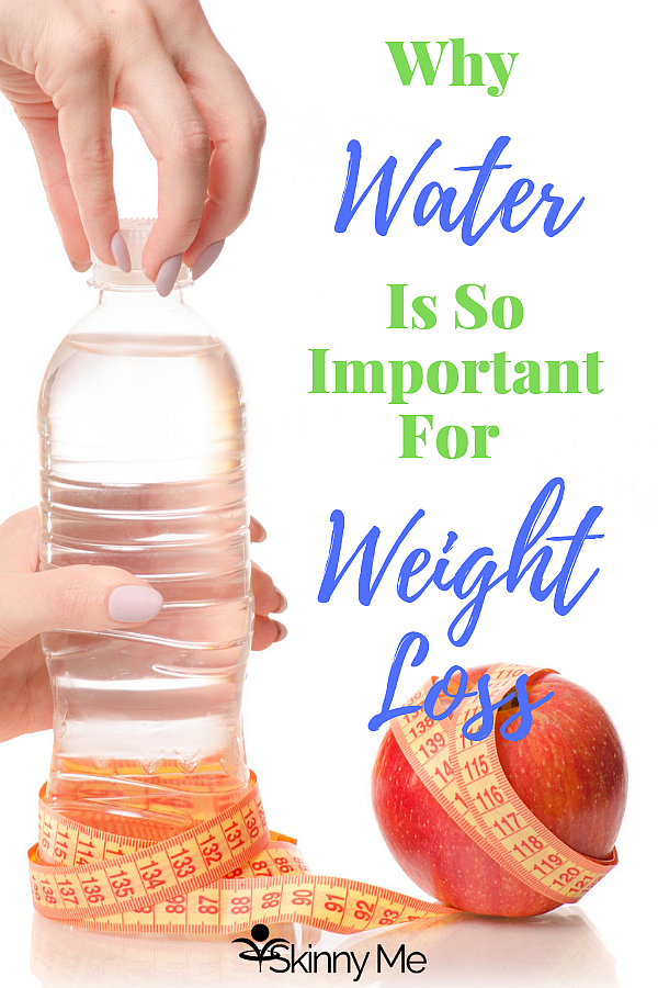 Why Water Is So Important For Weight Loss